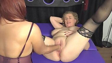 matures beau diamonds and camilla try lesbian sex and