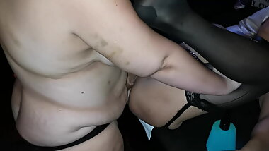 Slut be just  with a Domina with Strap  on